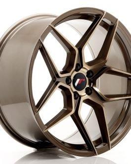 JR Wheels JR34 20×10 ET40 5×120 Platinum Bronze