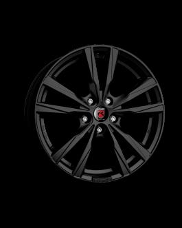 MOMO K2 HD Black matt 6.5×16 ET: 40 – 5×112