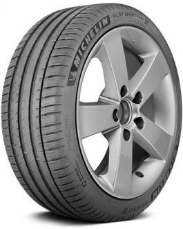 Michelin Pilot Sport 4 SUV XL 235/65-18 (H/110) Kesärengas