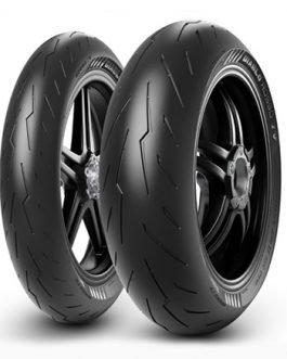 Pirelli DIABLROSS4 190/55-17 (W/75) Kesärengas