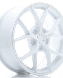 JR Wheels SL01 17×7 ET20-40 5H BLANK White