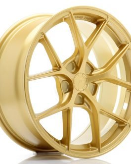 JR Wheels SL01 18×8,5 ET35-42 5H BLANK Gold