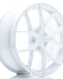 JR Wheels SL01 18×8,5 ET35-42 5H BLANK White