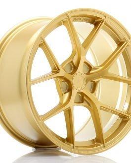 JR Wheels SL01 18×9,5 ET25-38 5H BLANK Gold