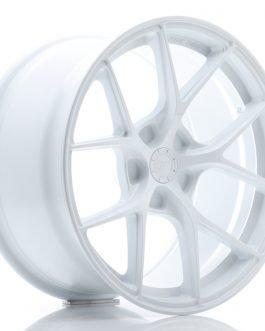 JR Wheels SL01 18×9,5 ET25-38 5H BLANK White