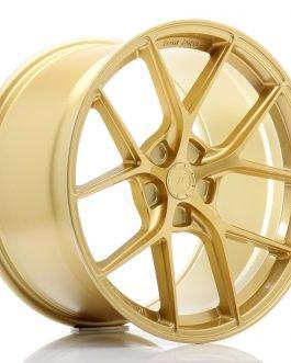 JR Wheels SL01 19×10,5 ET25-40 5H BLANK Gold