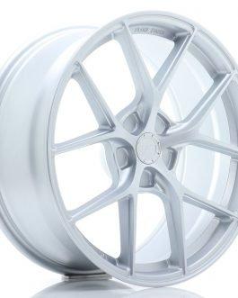 JR Wheels SL01 19×8,5 ET20-45 5H BLANK Matt Silver