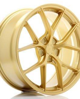 JR Wheels SL01 19×8,5 ET35-45 5H BLANK Gold
