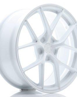 JR Wheels SL01 19×8,5 ET35-45 5H BLANK White