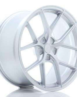 JR Wheels SL01 19×9,5 ET25-40 5H BLANK Matt Silver