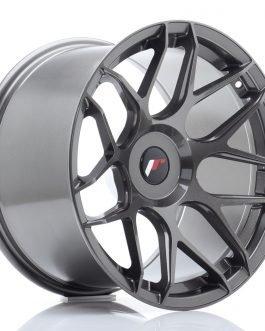 JR Wheels JR18 18×10,5 ET0-25 Blank Hyper Gray