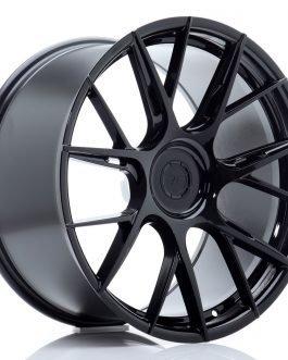 JR-Wheels JR42 20×10 ET35-42 5H BLANK Gloss Black