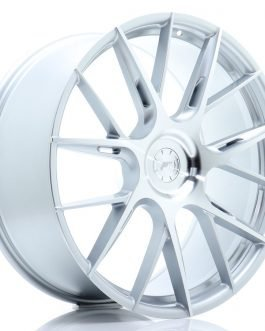 JR-Wheels JR42 22×10 ET20-54 5H BLANK Silver Machined Face
