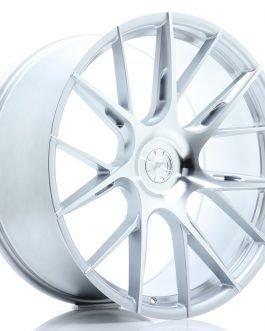 JR-Wheels JR42 22×11,5 ET20-52 5H BLANK Silver Machined Face