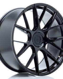 JR-Wheels JR42 22×11 ET20-46 5H BLANK Gloss Black