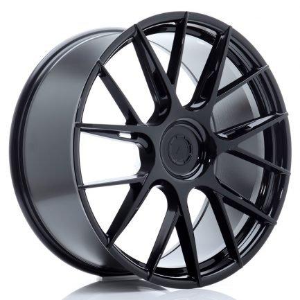JAPAN RACING JR-Wheels JR42 22x9,5 ET20-48 5H BLANK Gloss Black 9.50x22